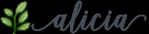 alicia signature
