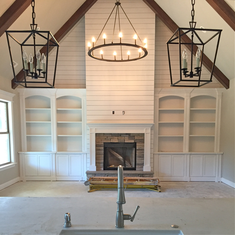 Interior Lighting Sources For Our Modern Farmhouse