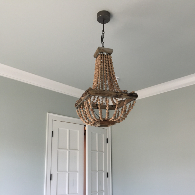wood-bead-office-chandelier