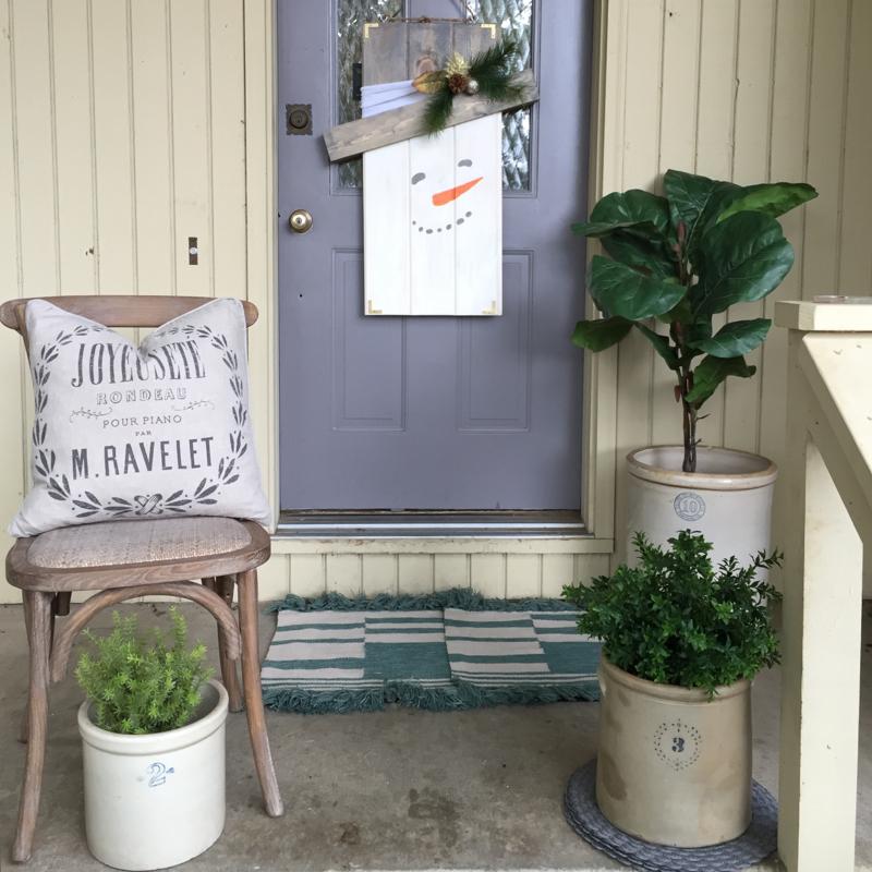 snowman-door-hanger