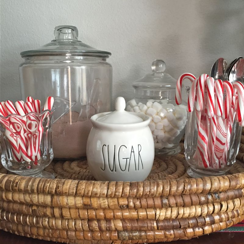 hot-cocoa-bar-for-red-velvet-crinkle-cookies