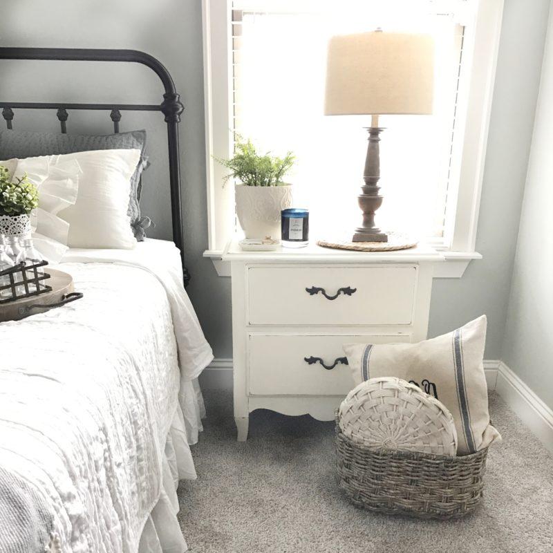 Raw edge quilt bedding