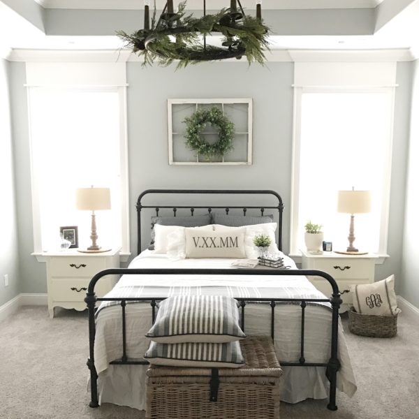 Modern Farmhouse Master Bedroom Reveal and Reasons Why I Love My Mattress