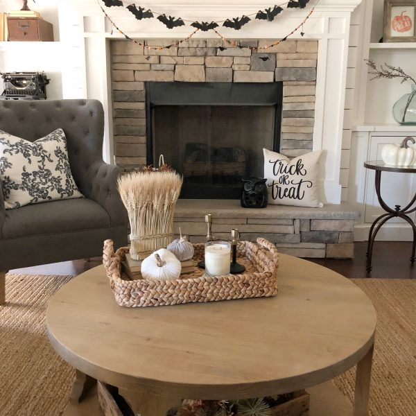 Fall Home Tour With At Home Stores