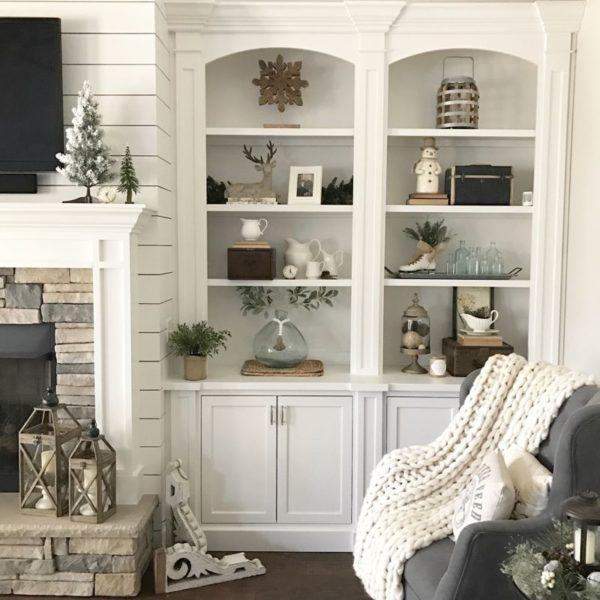 How To Style Simple Book Shelves