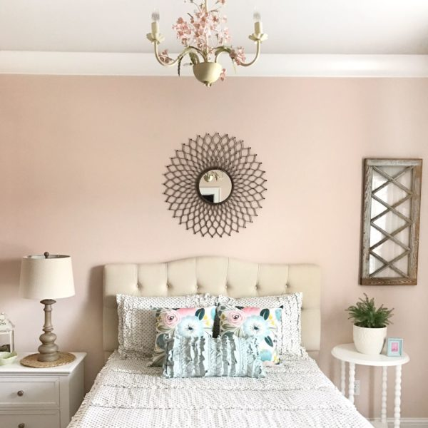 Girls Vintage Bedroom Reveal