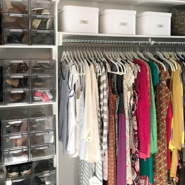 Getting Organized with The Container Store